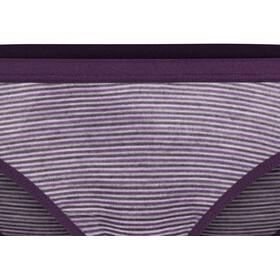 Icebreaker Siren Ondergoed onderlijf Dames grijs/violet